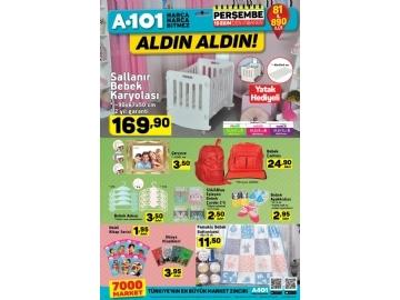 A101 19 Ekim Aldın Aldın - 5
