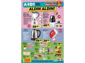 A101 19 Ekim Aldın Aldın - 9