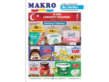 Makro Market 27 Ekim - 3 Kasım - 1