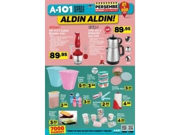 A101 9 Kasım Aldın Aldın - 3