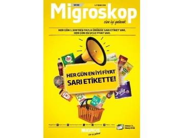 Migros 4 - 17 Ocak Migroskop - 50