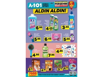 A101 18 Ocak Aldın Aldın - 7