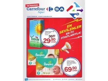 CarrefourSA 1 - 14 Şubat Kataloğu - 1