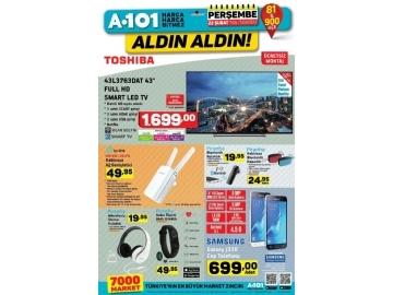 A101 22 Şubat Aldın Aldın - 1