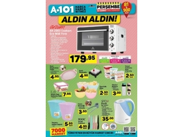 A101 22 Şubat Aldın Aldın - 5