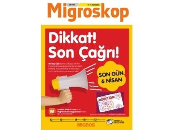 Migros 1 - 14 Mart Migroskop - 56