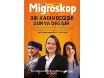 Migros 1 - 14 Mart Migroskop - 1