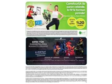 CarrefourSA 29 Mart - 11 Nisan Kataloğu - 40