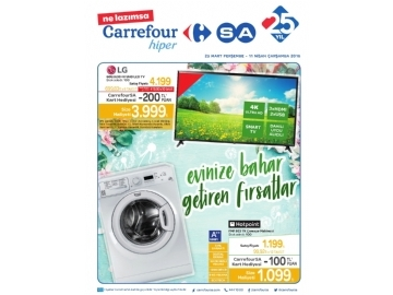 CarrefourSA 29 Mart - 11 Nisan Kataloğu - 24