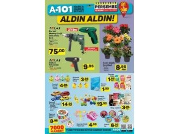 A101 12 Nisan Aldın Aldın - 5