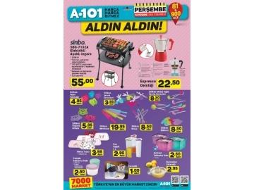 A101 12 Nisan Aldın Aldın - 3