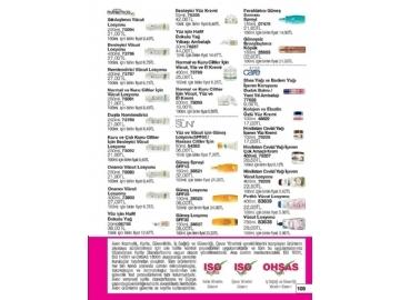 Avon 13 Nisan - 11 Mayıs Kataloğu - 105