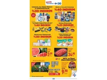 CarrefourSA 20 - 23 Nisan Hafta Sonu