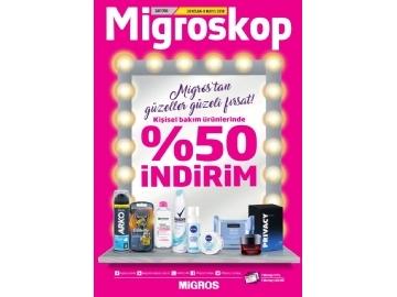 Migros 29 Nisan - 9 Mayıs Migroskop - 1