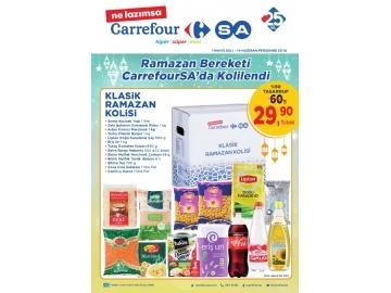CarrefourSa Ramazan Paketleri 2018 - 1