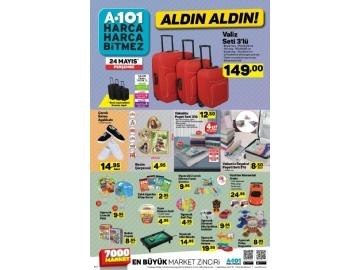 A101 24 Mayıs Aldın Aldın - 5