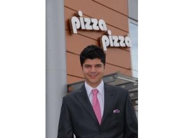 Tolga Türker Pizza Pizza Genel Müdürü