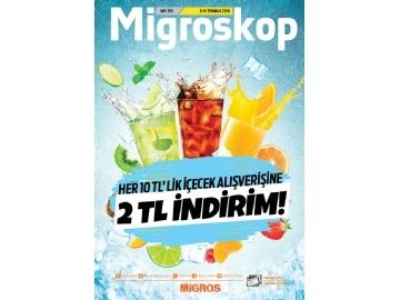 Migros 5 - 18 Temmuz Migroskop Dergisi - 1