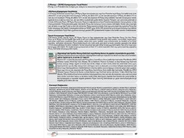Migros 5 - 18 Temmuz Migroskop Dergisi - 47