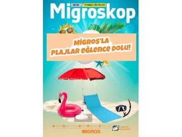 Migros 19 Temmuz - 1 Ağustos Migroskop - 50