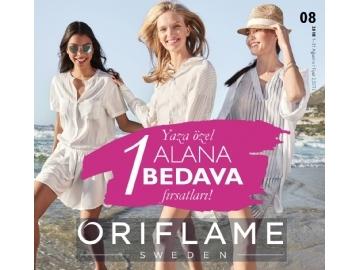 Oriflame Ağustos 2018 Kataloğu - 1