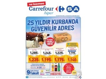 CarrefourSA 10 - 22 Ağustos Kataloğu - 1