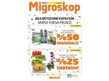 Migros 11 - 24 Ekim Migroskop - 1