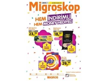 Migros 25 Ekim - 7 Kasım Migroskop - 1