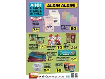 A101 8 Kasım Aldın Aldın - 8