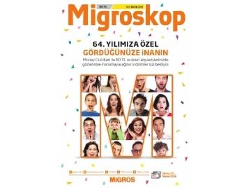 Migros 8 - 21 Kasım Migroskop - 1