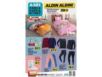 A101 15 Kasım Aldın Aldın - 3