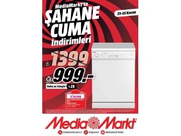 Media Markt Şahane Cuma - 2