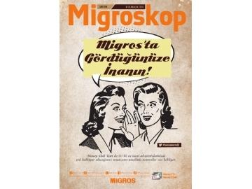 Migros 6 - 19 Aralık Migroskop - 1