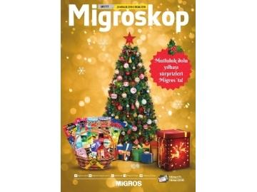 Migros Migroskop Yılbaşı Dergisi - 1