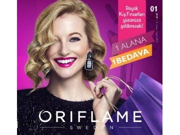 Oriflame Ocak 2019 - 1