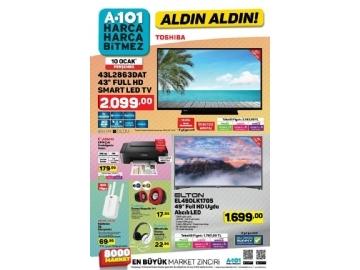 A101 10 Ocak Aldın Aldın - 1