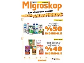 Migros 17 - 30 Ocak Migroskop - 1