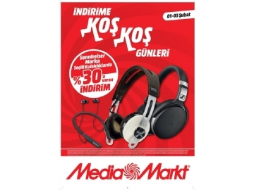 Media Markt 1 - 3 Şubat İndirme Koş Koş - 22