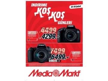 Media Markt 1 - 3 Şubat İndirme Koş Koş - 7