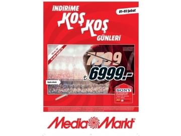 Media Markt 1 - 3 Şubat İndirme Koş Koş - 1