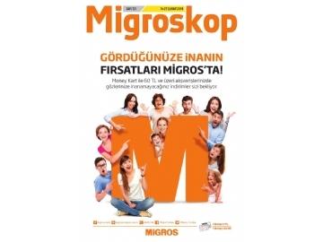 Migros 14 - 27 Şubat Migroskop - 1