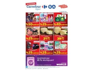 CarrefourSA 15 - 28 Şubat Kataloğu - 1