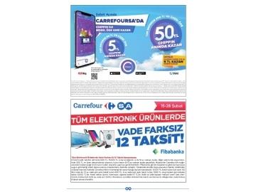 CarrefourSA 15 - 28 Şubat Kataloğu - 40