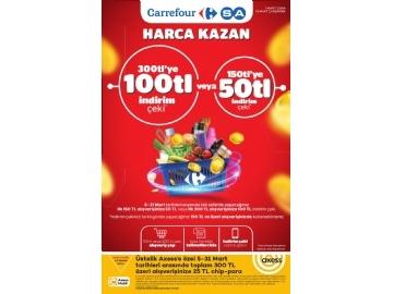 CarrefourSA 1 - 13 Mart Kataloğu - 1