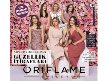 Oriflame Mart 2019 - 1