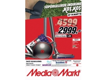 Media Markt İndirime Koş - 1