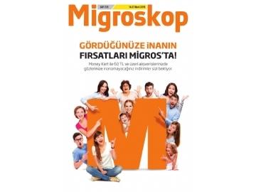 Migros 14 - 27 Mart Migroskop - 1
