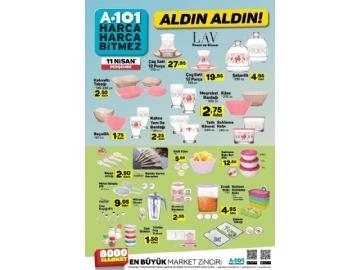 A101 11 Nisan Aldın Aldın - 6