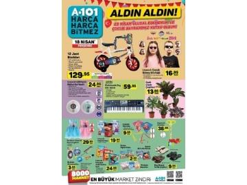 A101 18 Nisan Aldın Aldın - 6