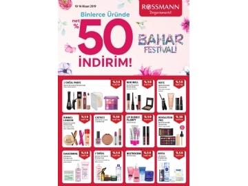 Rossmann Bahar Festivali - 1